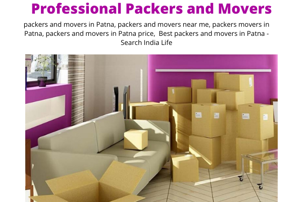 Top Packers and Movers in Patna, best packers and movers in patna