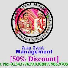 Anna Event management Patna