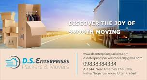 DS Enterprises Packers and Movers Lucknow