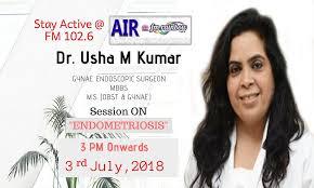 Dr Usha M Kumar