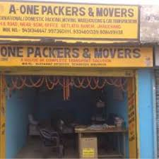 A One Packers & Movers Ranchi